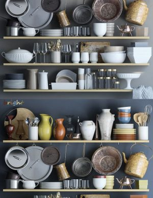Cookware Set (3 colors)插图1