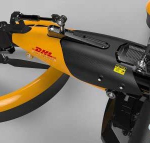 Delivery DHL Drone High Poly插图1