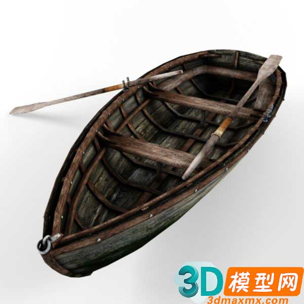 Old boat 1插图
