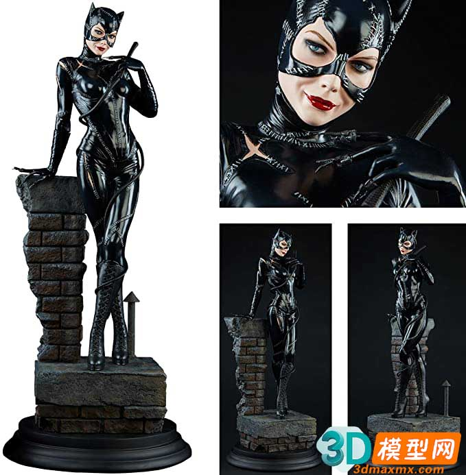 Catwoman – Cutted – DC Comics插图