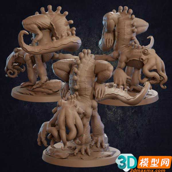 Dragon Trappers Lodge – Ill Hound – Presupported插图