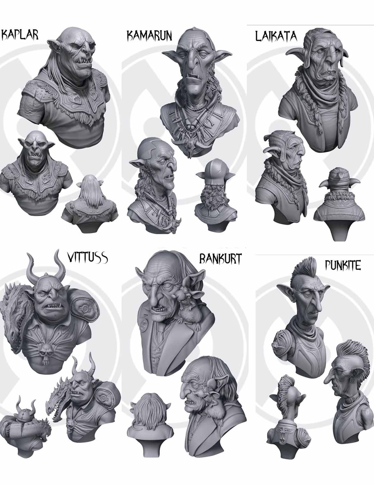 Orcs and Goblins插图