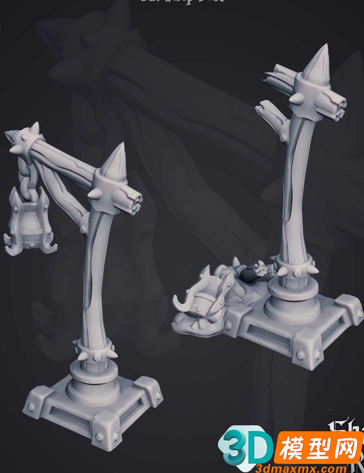 Lamps Posts插图