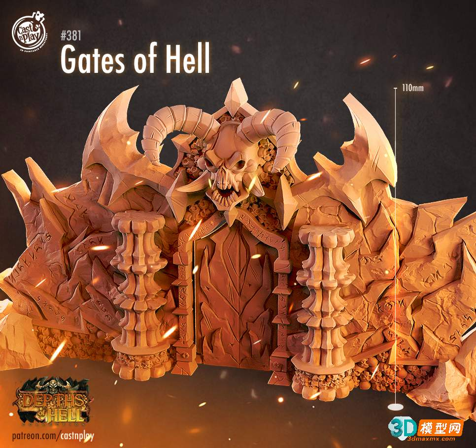 Gates of Hell插图