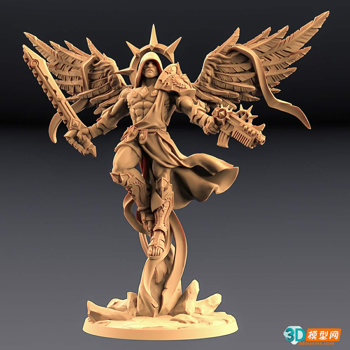 AG Epic Boss 02 – Sol the Holiest (Unsupported)插图
